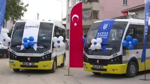 """Bursa'nın ulaşım filosu yenileniyor! """"Vatandaş memnuniyeti önemli"""""""