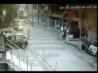 Aylin Sözer'i öldüren kişinin binaya giriş anı görüntüleri ortaya çıktı