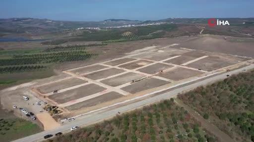 Hamitler'de doluluk yüzde 90'a çıktı! Bursa'ya yeni mezarlık geliyor