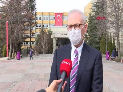 Prof. Akova: BioNTech aşısı, yüzde 94,5 koruyucu