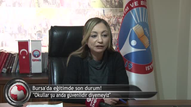 Bursa'dan sınavların ertelenmesine yorum! (ÖZEL HABER)