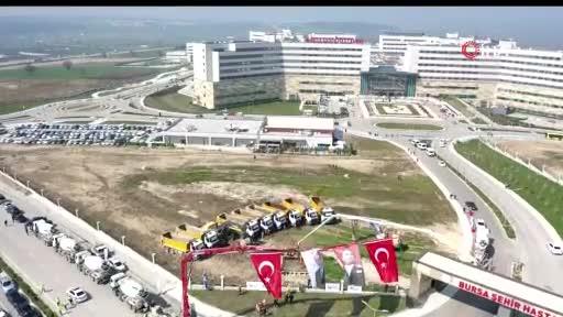 Bursa'ya yeni metro hattı! Şehir hastanesine ulaşım kolaylaşacak