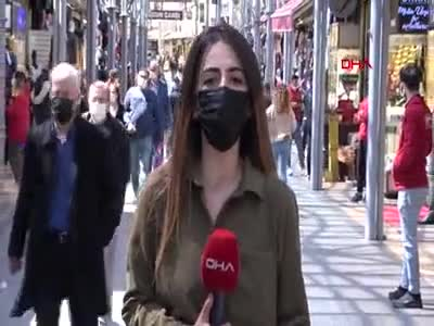 Bursa'da yoğun kalabalık dikkat çekti! Vaka sayılarında artış 2 kata yaklaştı