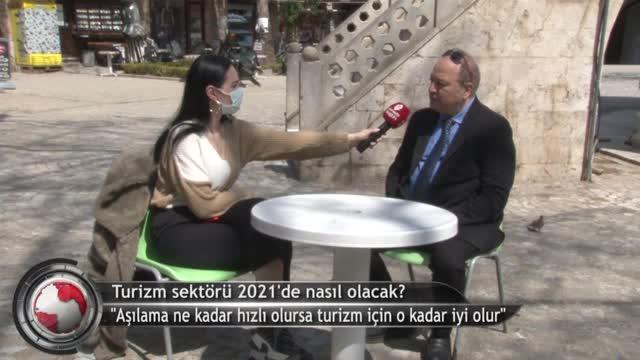 Pandemi gölgesinde turizm! Bursa'nın yerli ve yabancı turist sayısı düştü (ÖZEL HABER)