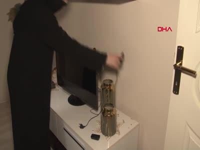 Voltaj krizi! 5 apartmandaki tüm elektronik cihazlar bozuldu