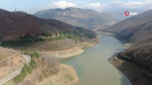 Bursa barajlarının doluluk oranı ortalama yüzde 90'a ulaştı