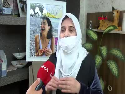 Pınar Gültekin'in annesinden yürek dağlayan sözler