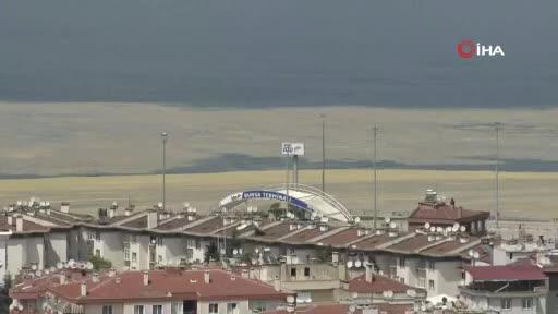 Bursa'nın Mudanya sahilleri de deniz salyası ile kaplandı
