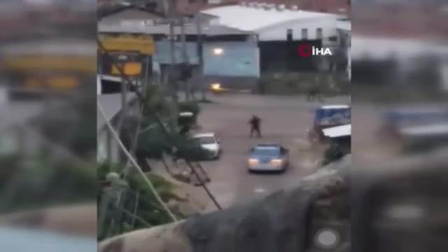 Brezilya'da çatışma! Onlarca ölü var