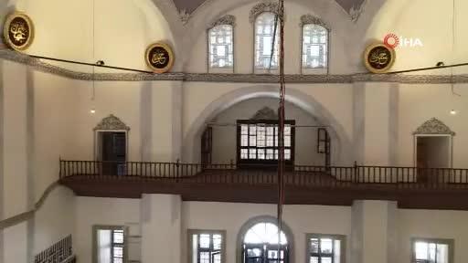 Bursa Emirsultan Camii Ramazan Bayramı namazıyla birlikte kapılarını açıyor