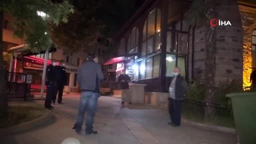 Bursa'da hırsızlar caminin aydınlatmasını çaldı