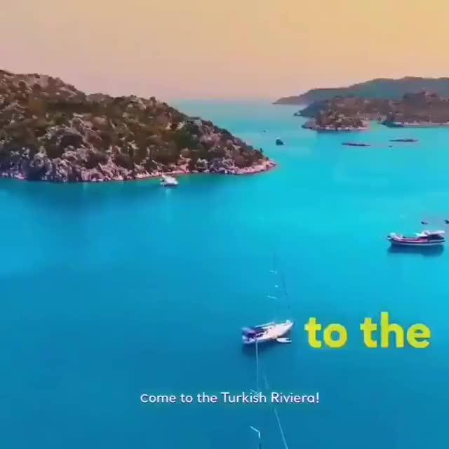 Turizm Bakanlığı'ndan 'aşılıyım' reklamı