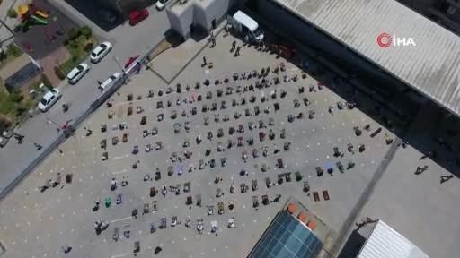 Bursa'da Filistinli şehitler için gıyabi cenaze namazı kılındı