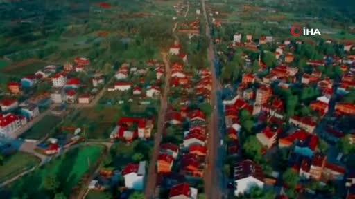 Bursa'da çilek hasadı başladı