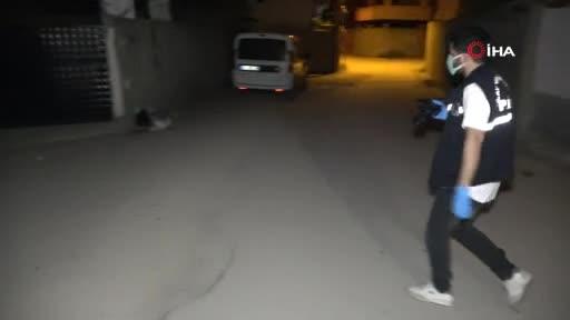 Tartıştığı şahıslara ateş açarken sokakta oynayan çocuğu vurdu