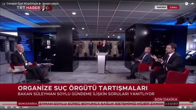 Süleyman Soylu, Sedat Peker'in iddialarına yanıt verdi