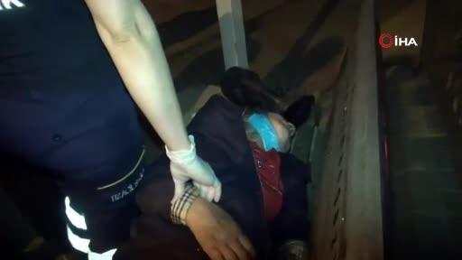 Bursa'da bir zamanların assolisti cami bahçesinde aşırı alkol sebebiyle bilincini kaybetti