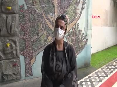 Şiddete uğrayan kadın ölüm korkusuyla yaşıyor