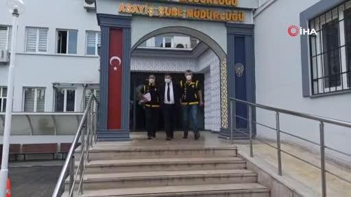 Bursa'da platonik aşık olduğu kadına ve iş arkadaşına dehşeti yaşatan zanlı tutuklandı