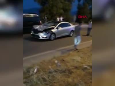 Otomobilin çarptığı kardeşler, Yaren ve Eren yaşamını yitirdi