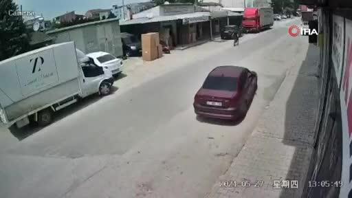Bursa İnegöl'de bisiklet hırsızlığı