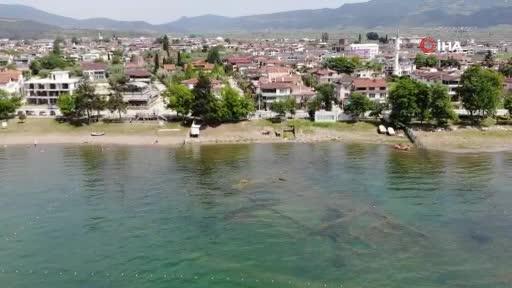 Bursa'da tarihî bazilika yeniden sulara gömüldü