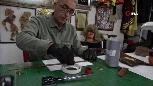 Bursa'da deriden yüzlerce yıllık savaşçı zırhı yapıp dünyaya satıyor