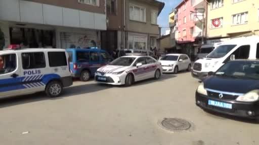 Çanakkale'de kazada şehit astsubay Bursa'da toprağa verildi