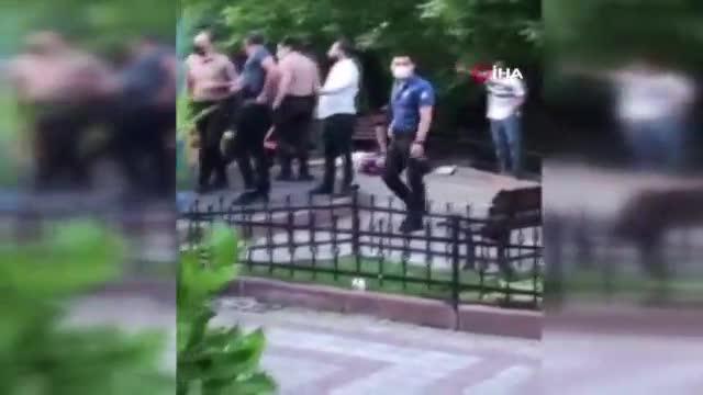 İstanbul'da bıçaklı kavga!