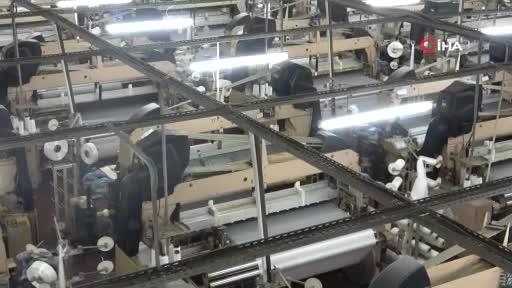 Bursa'da çalışanlar işyerinde aşılanıyor