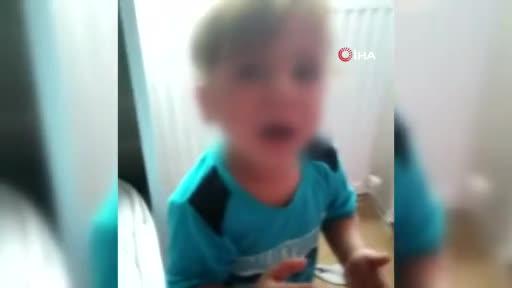 Çocuğuna zorla sigara içiren anne tutuklandı