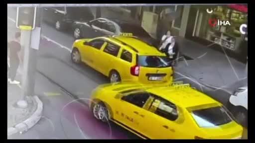 HDP binasına saldırı düzenleyen şüphelinin görüntüleri ortaya çıktı