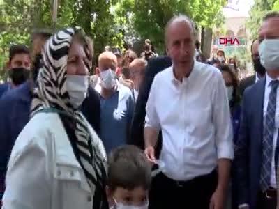Muharrem İnce Bursa'da: Gelin, istediğiniz televizyon kanalında tartışalım