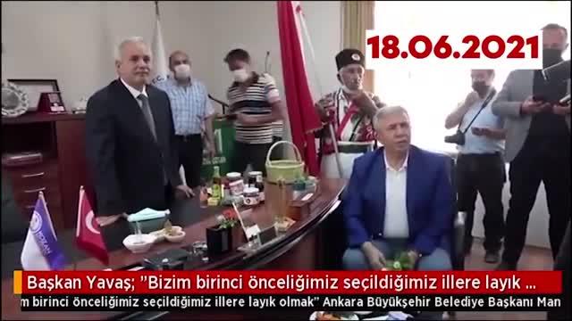 Bursa Büyükşehir Belediyesi Başkan Danışmanı Murat: Projelerimiz yine yeni gibi ortaya konmuş