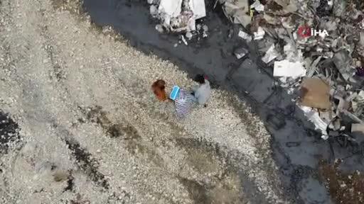Bursa'da kimyasal madde nöbeti