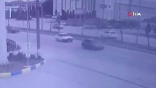 Bursa'da tır kazası
