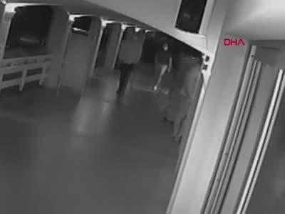 Didim Belediye Başkanı'na saldırı görüntüleri ortaya çıktı