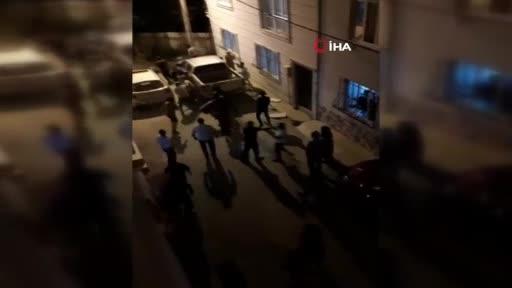 Bursa'da ortalık savaş alanına döndü: Çocukların kavgasına aileler katıldı