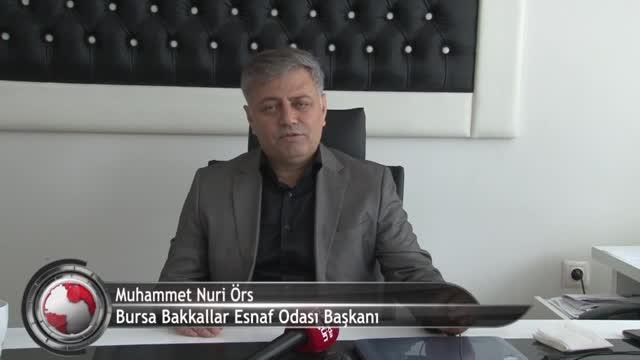 Bursa'da bakkalların gözü perakende yasasında! WhatsApp hatları kurdular, marketlere her ürünü satıyorlar tepkisi (ÖZEL HABER)