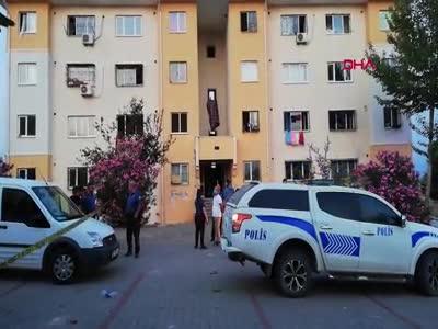 Komşularına pompalıyla ateş açmıştı! Balkondan cinsel organını göstermiş
