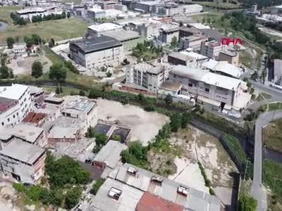 Çevreyi kirleten 5 fabrika kapatıldı