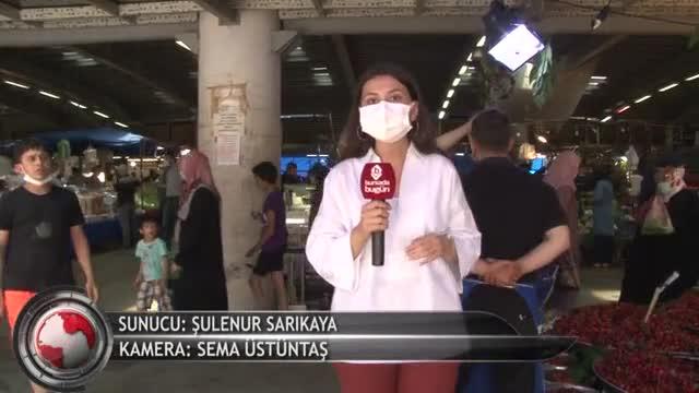 Alana da satana da pahalı! Bursa'da pazar tezgahları ne durumda? (ÖZEL HABER)