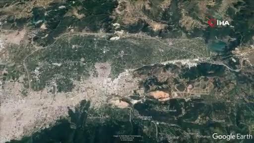 Bursa'da kuraklığa karşı yer altında depolama çözümü