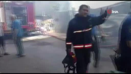 Bursa'da sıfır aldığı otomobil küle döndü