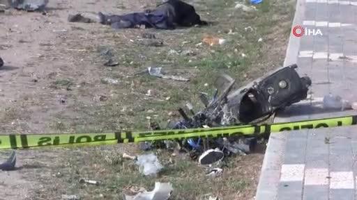 Bursa'da ölümlü kaza!