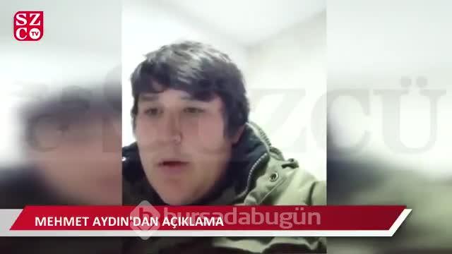 Çiftlik Bank Kurucusu Mehmet Aydın: Türkiye'ye teslim olacağım