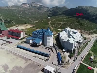 Bursa Uludağ'a 25 milyonluk arıtma tesisi