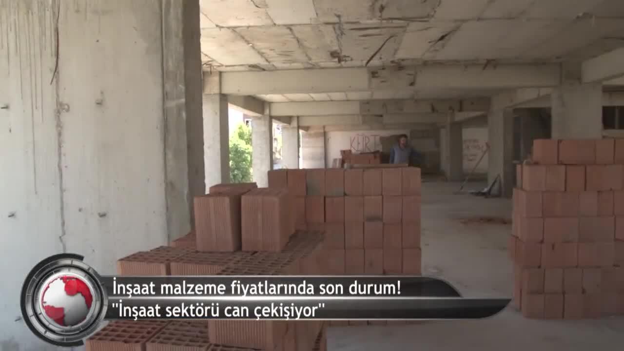 Bursa'dan inşaat sektörü can çekişiyor açıklaması! (ÖZEL HABER)