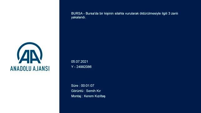 Bursa'da kripto para cinayeti