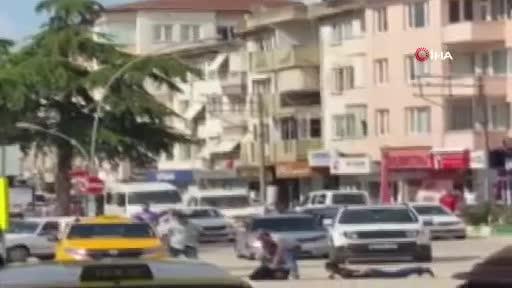 Bursa'da silahlı yaralama!